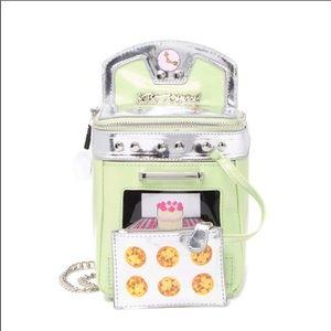 Betsey Johnson Kitsch Stove Oven Crossbody Bag